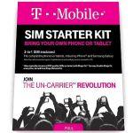 T-Mobile SIM Starter Kit Price