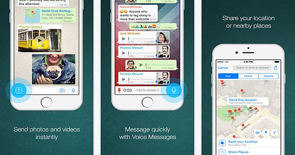 WhatsApp Messenger Update
