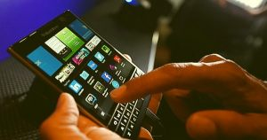BlackBerry Gadgets Android