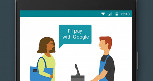 google hands free payments app