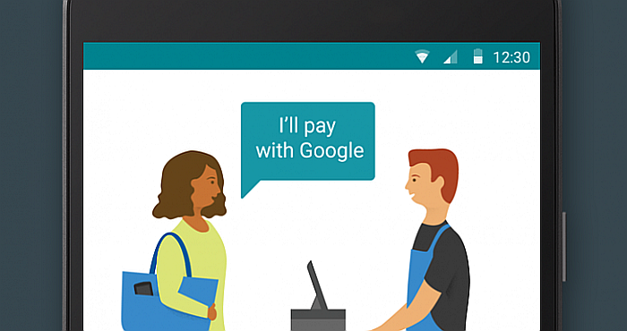 Google Released Hand Free Experimental Payment App