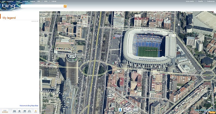 Bing Maps is a Perfectly Good Solution for Finding your Way to Somewhere New