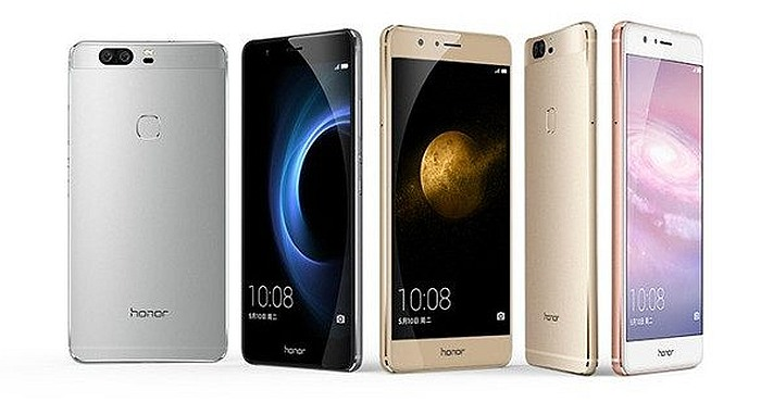 Huawei Honor V8 Coming Soon with a Quad HD Display