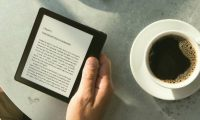amazon kindle oasis reader