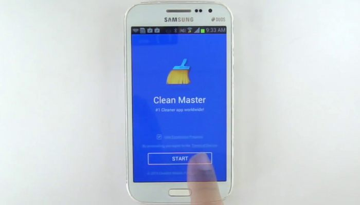 How to install Clean Master App on iPhone Video Review