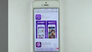 How to install Viber Messenger on iPhone Video Review