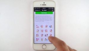 How to install Wechat Messenger on iPhone Video Review