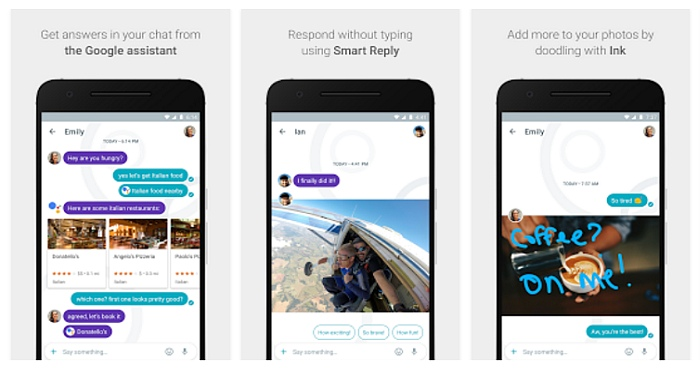 ALLO is the New Better Mobile Messaging App from Google