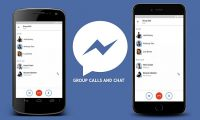 facebook messenger group calls