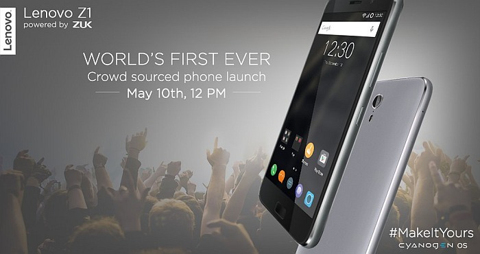 Lenovo ZUK Z1 will be Z1 in India