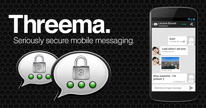 Threema App Android