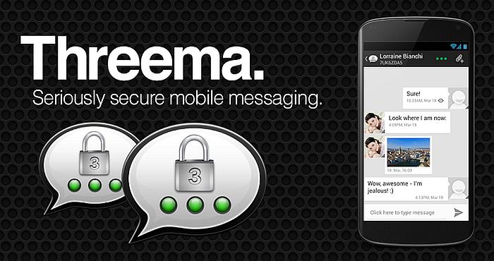 Download Threema | Download Messenger Apps