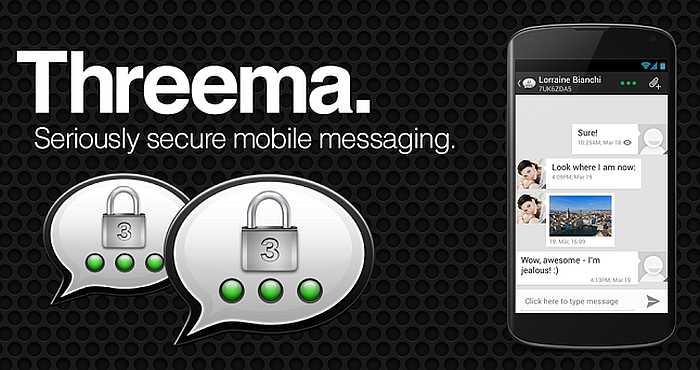 Threema Messenger Now Allows you to Send PDFs & GIFs Safely