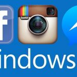 Windows 10 introduce new App for Facebook, Messenger & Instagram