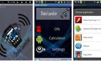 shake launcher app