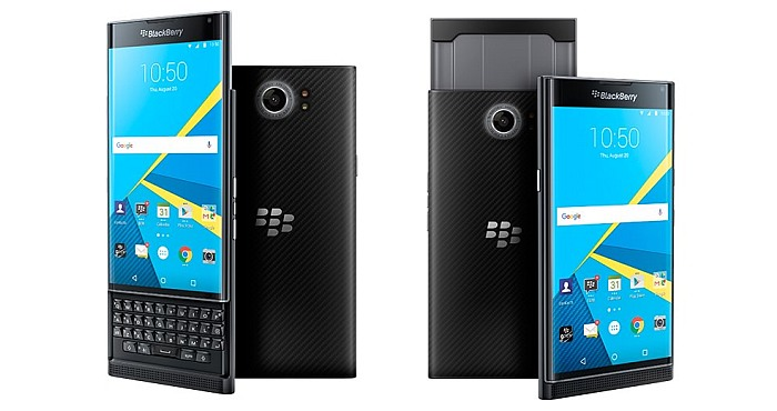 android   blackberry priv