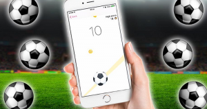 facebook messenger footbal game
