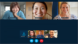 skype messenger features