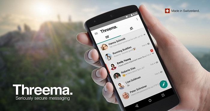Germans Switch to Threema Messenger App for Privacy Reasons
