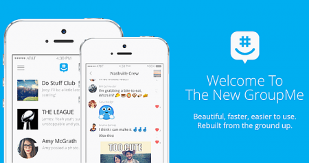 Do you Know GroupMe? Download The Group Messenger App