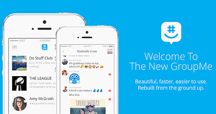 groupme-messaging-app