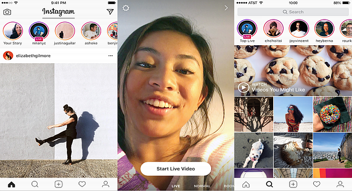 Instagram to Go Globally Live