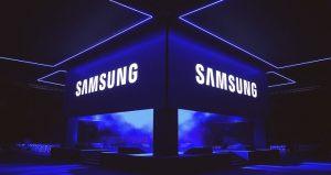 Samsung electronics company