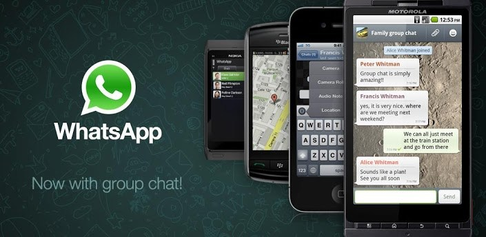 Download WhatsApp Messenger and know latest Features