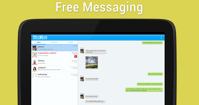 All you Need to Know about KeeChat Chat Messenger