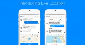 DOWNLOAD FACEBOOK MESSENGER live location