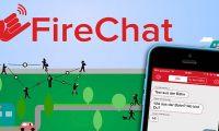Firechat messenger app