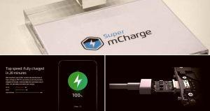 Meizu Fast Charging Tech