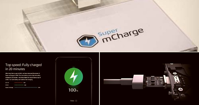 Meizu Fast Charging Tech can charge your Device in 20 minutes