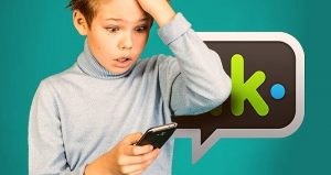 kid teenagers kik messenger