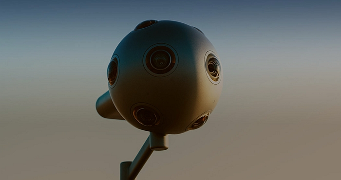 Is OZO the Customer Version of the VR camera from Nokia? ozo 2