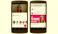 youtube in app messaging