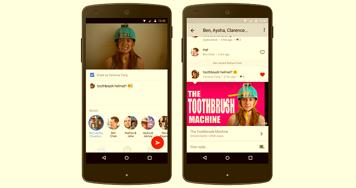 YouTube Offers New in App Messaging Services