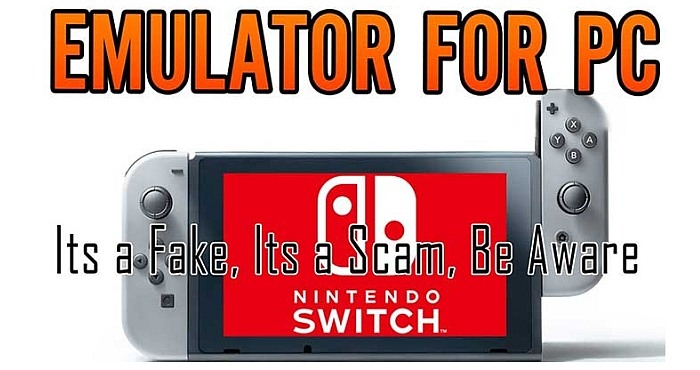 Nintendo Switch Emulators and Prize Draws to Spread Malware Warning Symantec