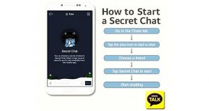 kakaotalk secret chat encryptation