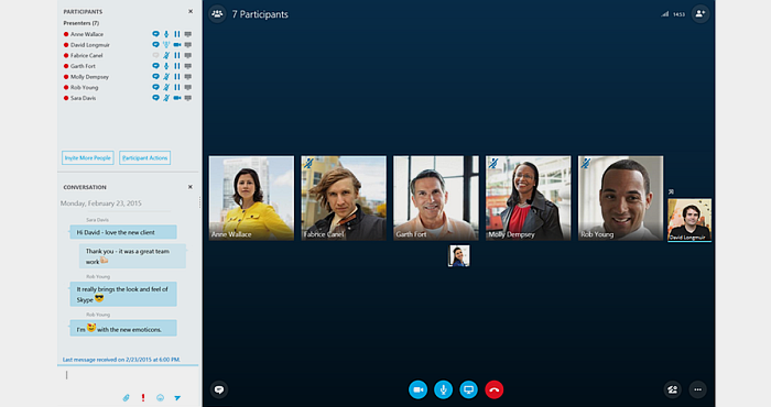 Microsoft going to add new calling features to Skype