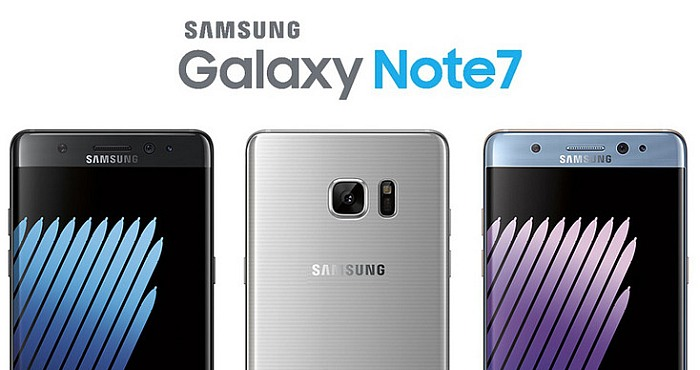 Samsung is thinking to relaunch Samsung Galaxy Note 7 for Sale