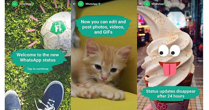 WhatsApp Messenger drives its Biggest Update
