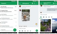 Download Google Hangouts send free SMS