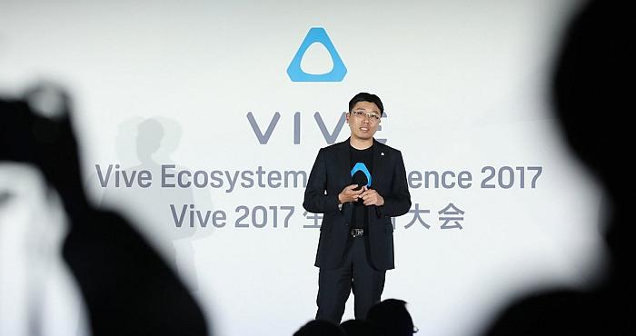 HTC Reveals Vive Ecosystem Conference