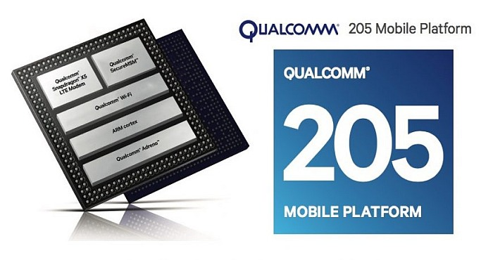 Qualcomm build 4G connectivity chips for low-end devices