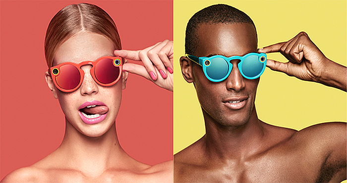 Snapchat Spectacles Are The Glasses That Connect To The
