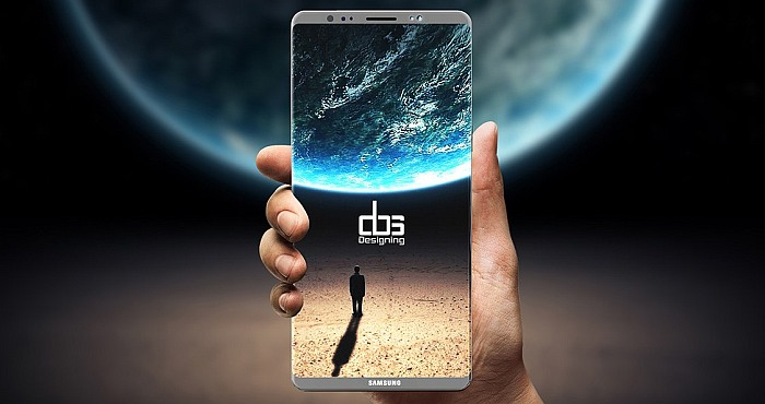 Samsung Galaxy Note 8 or Galaxy C would have a dual camera setup