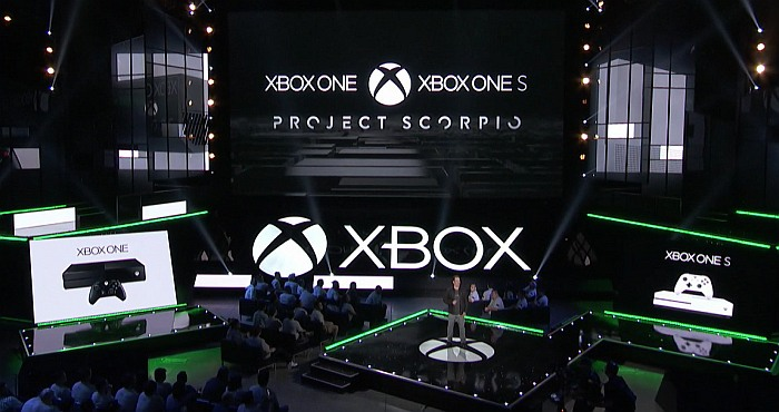 Project Scorpio is the new console from Microsoft