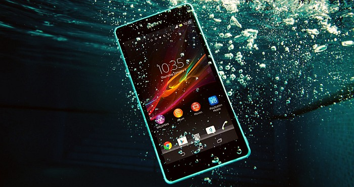 Best Android Smartphones that are Waterproof