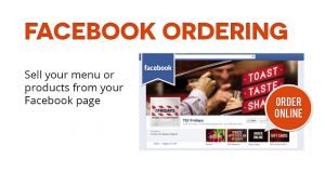 facebook order food online